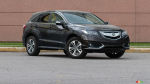 Acura RDX Elite 2016 : de 0 à 100 en 5 points ou moins