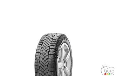 Winter Tires: Pirelli launches the Ice Zero FR