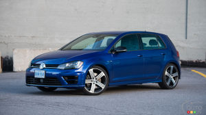 2016 Volkswagen Golf R First Drive