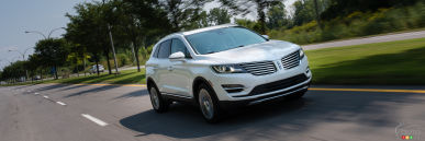 2016 Lincoln MKC EcoBoost AWD Review