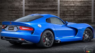 Dodge Viper production to end in 2017, FCA announces