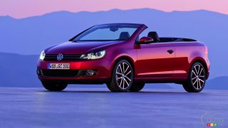 Rumour: Volkswagen Golf Cabrio may return to the U.S.