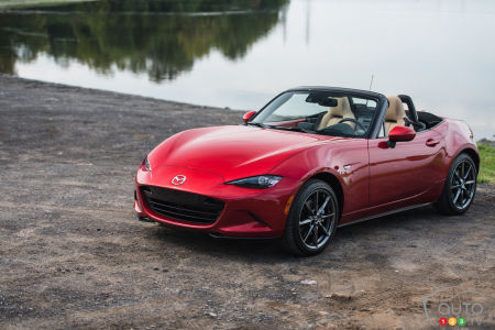 Mazda MX-5: A roadster for the ages