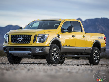 GT-R NISMO and trio of Nissan Titan XD trucks announced for SEMA