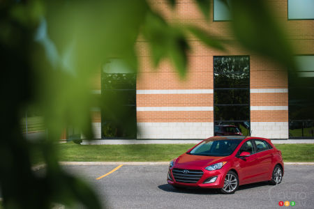 2016 Hyundai Elantra GT Limited Review