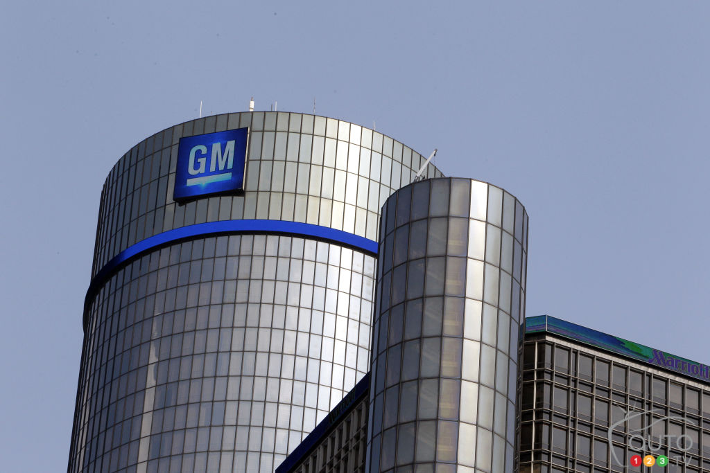 General Motors recalls 1.4 million pre-2005 models due to fire risk