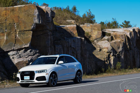 2016 Audi Q3 Quattro Technik Review