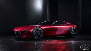 2015 Tokyo: Bow down to the Mazda RX-VISION sports car concept