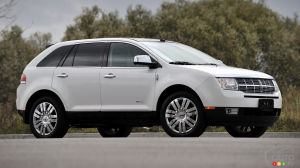 Ford Edge et Lincoln MKX 2009-2010 : rappel