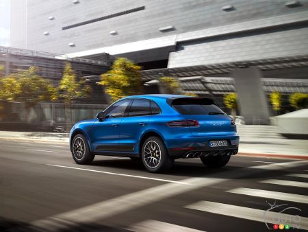 2017 Porsche Macan lineup to start at $59,200 in Canada