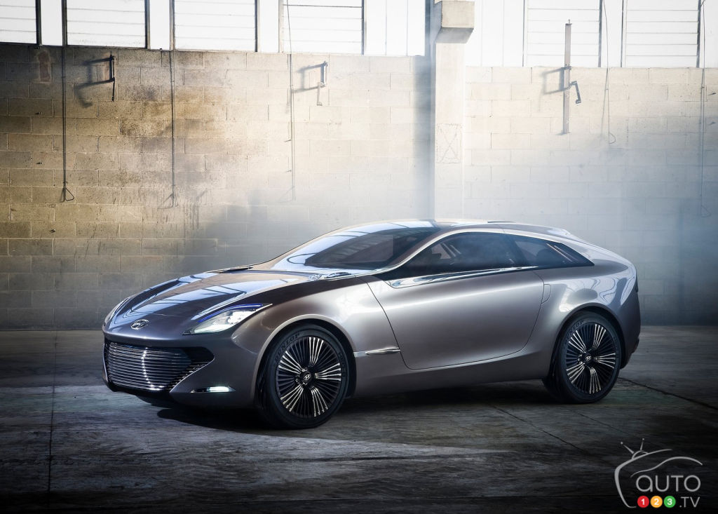 New Hyundai hybrid called Ioniq could soon rival Toyota Prius
