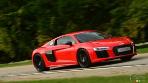 Audi R8, RS7 performance and S8 plus to make N.A. debut in Los Angeles