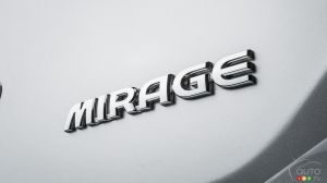 Mitsubishi confirms new RVR, Mirage to make debut in Los Angeles