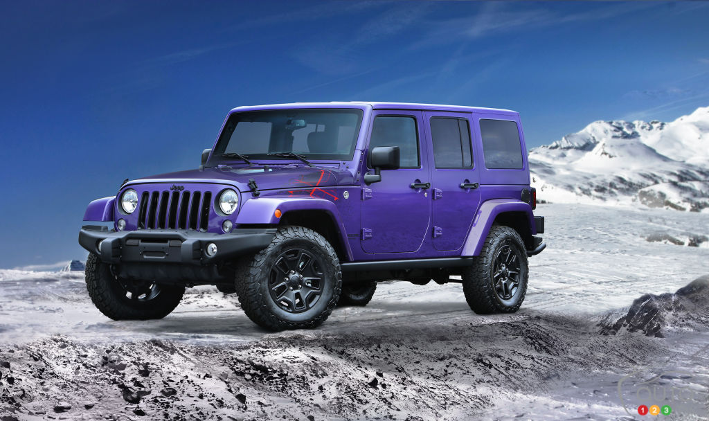 Two special-edition Jeep models headed to Los Angeles Auto Show