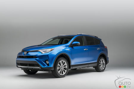 Second Canadian Plant To Produce Toyota Rav4 As Of 2019 Car News