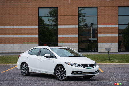 2015 Honda Civic Touring Review