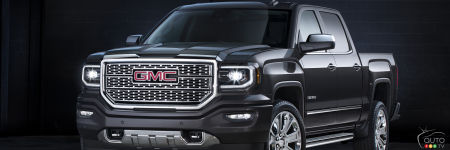 Los Angeles : voici le GMC Sierra Denali Ultimate 2016
