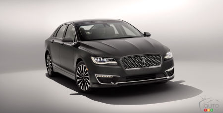 Los Angeles 2015: Meet the redesigned 2017 Lincoln MKZ