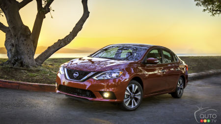 Los Angeles 2015: New Nissan Sentra follows in Maxima, Altima footsteps