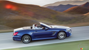 Los Angeles 2015: Mercedes-Benz SL reinvented and ready for big things