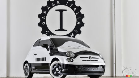 Los Angeles 2015: Fiat 500e Stormtrooper's mind-blowing design