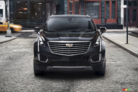 Los Angeles 2015: Say hello to the 2017 Cadillac XT5