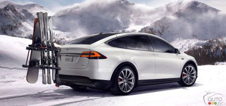 Le Tesla Model X 70D se vendra à 81 200 $US!