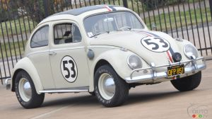 Herbie the Beetle sold for $115,116