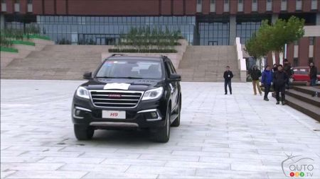 Mind-controlled car being tested in China