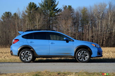 2016 Subaru Crosstrek First Drive