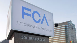 Fiat Chrysler gets second $70M fine in the U.S.