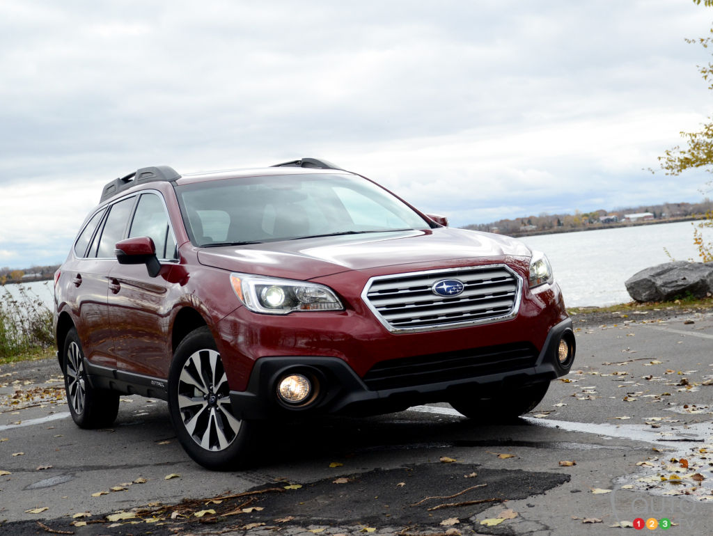 the 2016 subaru outback 3 6r will serve your family well car reviews auto123. Black Bedroom Furniture Sets. Home Design Ideas