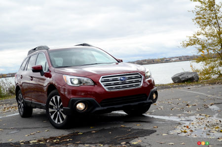 2016 Subaru Outback 3.6R Limited Review
