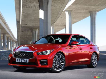 2016 Infiniti Q50 to get new engines and chassis technologies