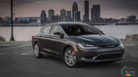Chrysler 200 Limited à TI 2015 : essai routier