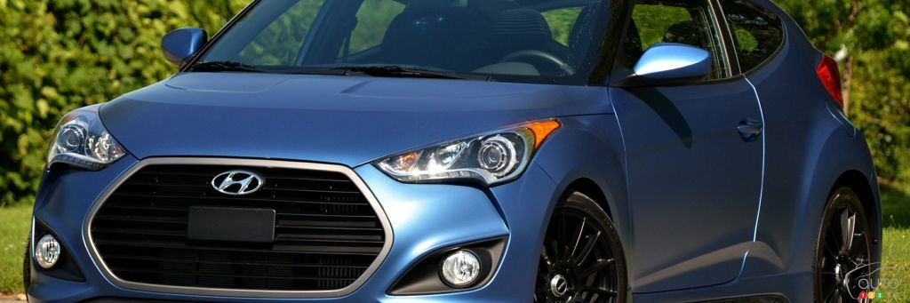 2016 Hyundai Veloster Rally Edition Review