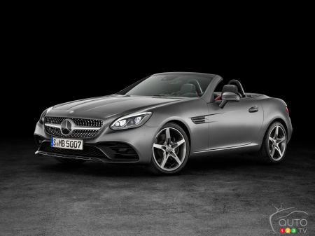 Mercedes-Benz announces rebranding for compact roadster model