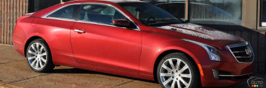 Cadillac ATS Coupé 2.0L Turbo Performance 2016 : essai routier