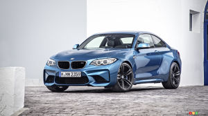 BMW M2 and X4 M40i to make world debut in Detroit