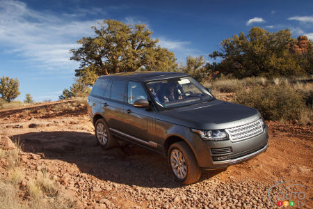 2016 Land Rover Range Rover HSE Diesel First Drive