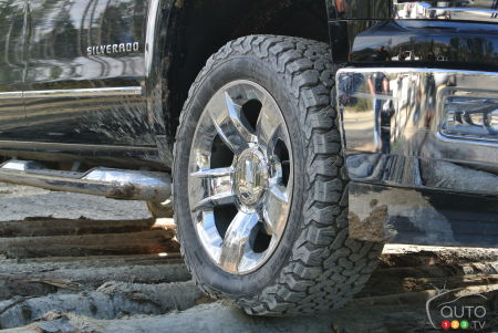 Bf Goodrich K02 >> Bfgoodrich All Terrain Ko2 Tire Review Car News Auto123