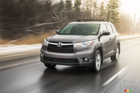 2015 Toyota Highlander Limited Review