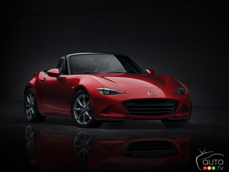 Mazda MX-5 may receive extra dose of power