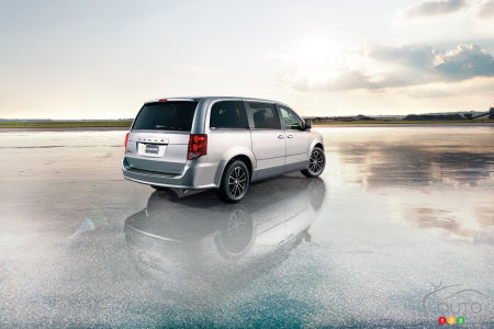 Bell finally tolls for venerable Dodge Grand Caravan