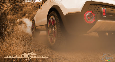 Kia announces Trail'ster e-AWD concept for Chicago Auto Show