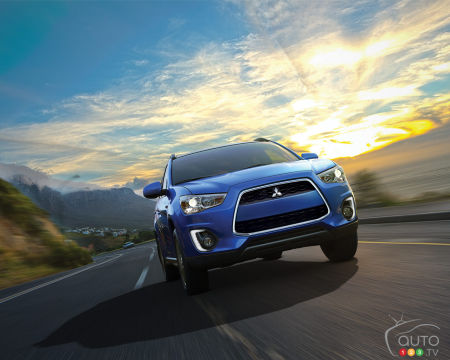Mitsubishi announces more powerful RVR for 2015