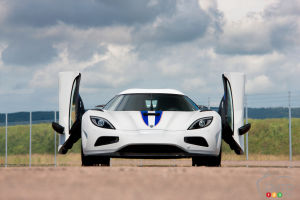 Supercar maker Koenigsegg to unveil two new models in Geneva