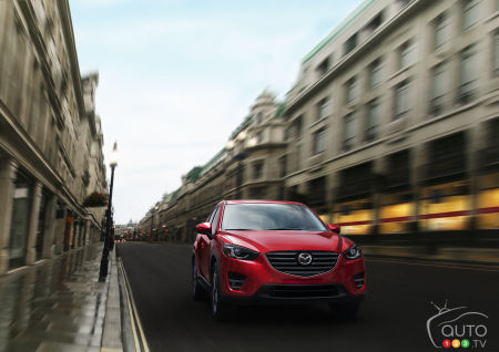 Canadian pricing announced for 2016 Mazda6 and CX-5