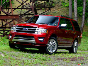 Ford Expedition Limited 2015 : essai routier