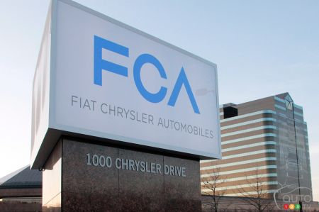 Fiat-Chrysler : 2 milliards d'investissements à l'usine de Windsor